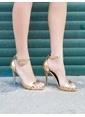 Mecrea Ayakkabı Altın